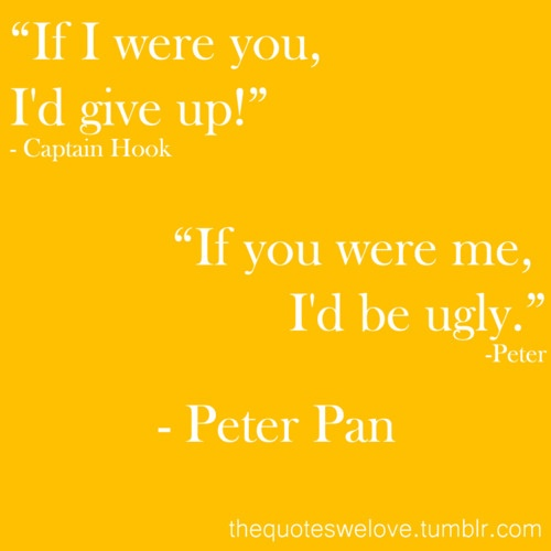 peter pan quotes 6