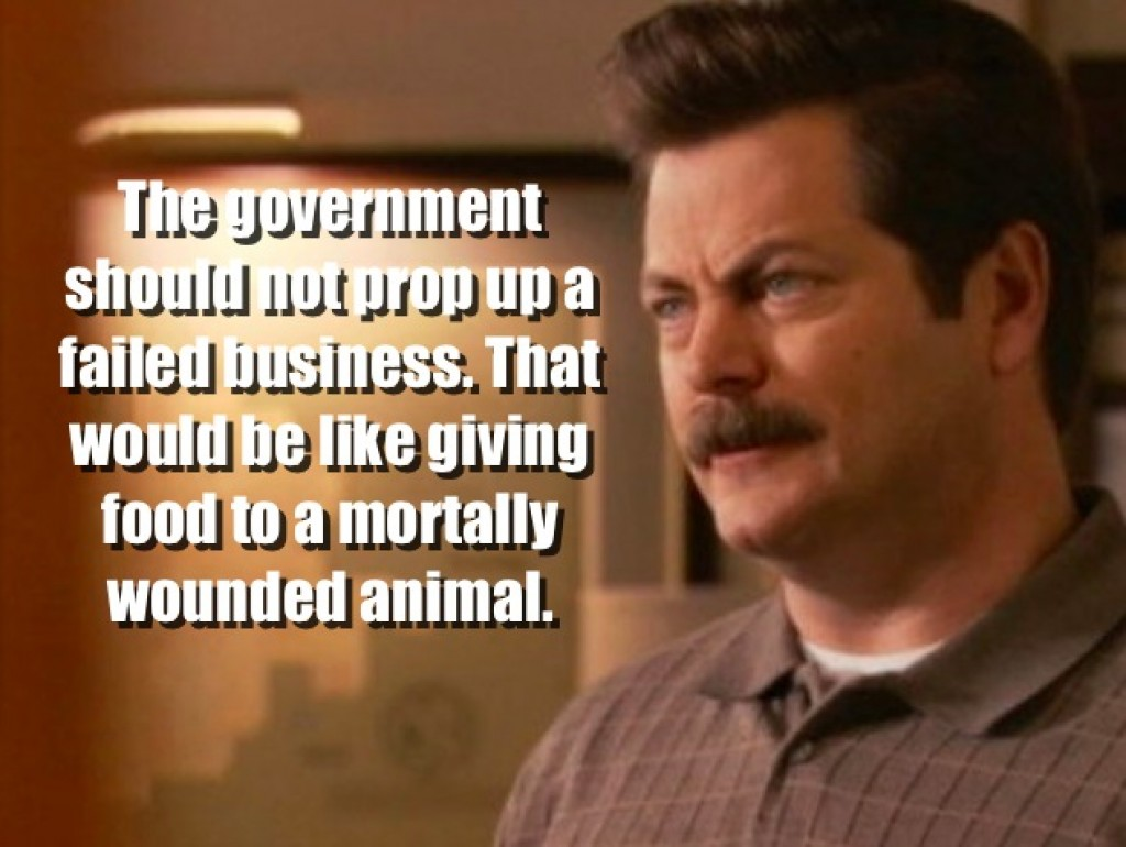 ron swanson quotes 14