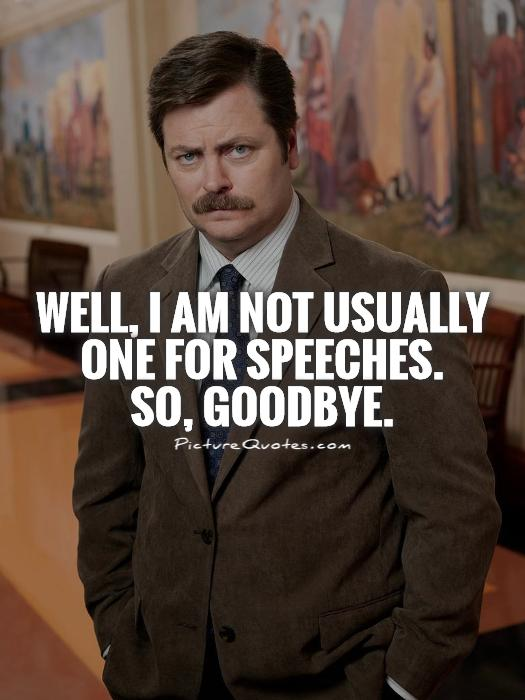 ron swanson quotes 15