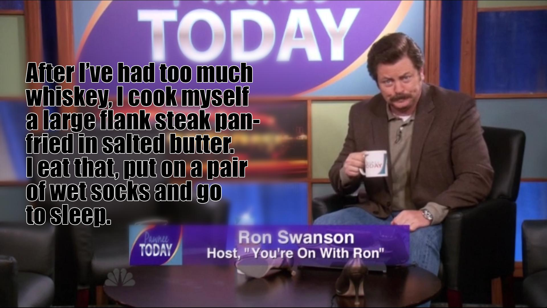 ron swanson quotes 2