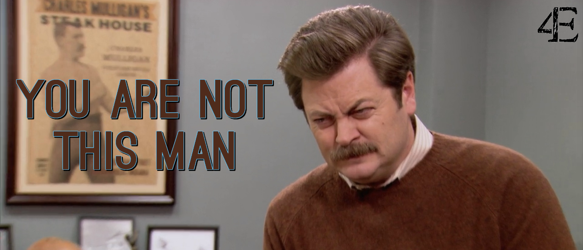 ron swanson quotes 3v