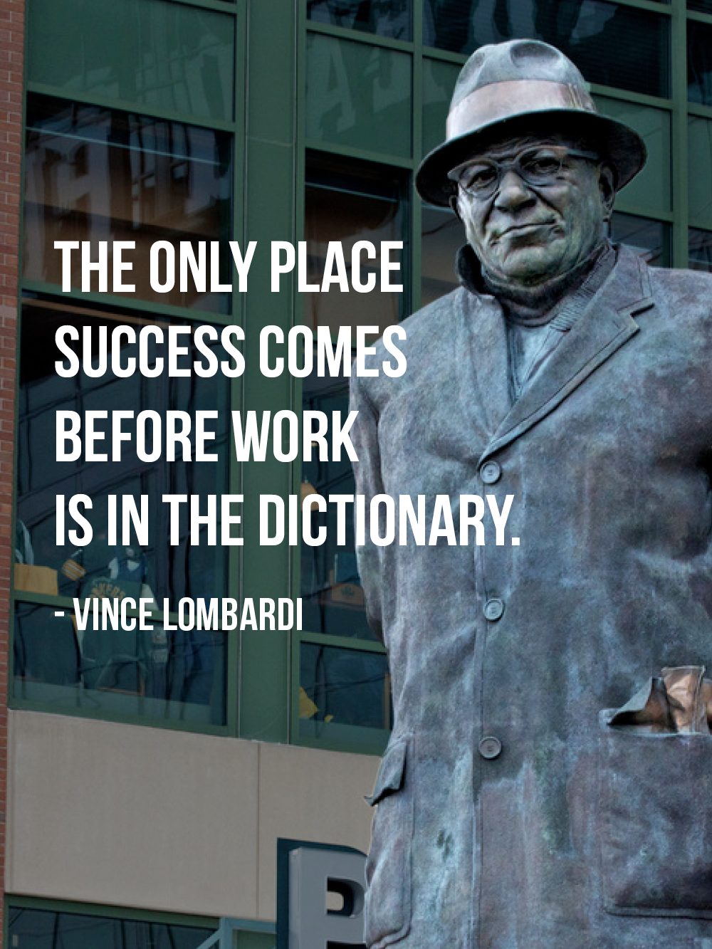 20 Vince Lombardi Quotes To Learn From Quotevill